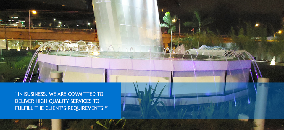Water Feature Singapore Sauna Bath And Swimming Pool Hydrotechs